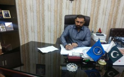 A delegation of fishermen from Tikri Village Maripur called on Chairman FCS Abdul Berr