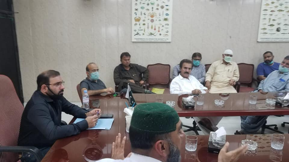 Chairman FCS Abdul Berr held an important meeting